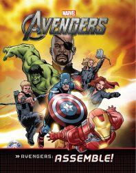 Avengers: Assemble!(Marvel)(CD1장포함)(양장본 HardCover)