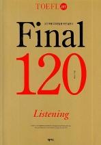 TOEFL IBT FINAL 120 LISTENING