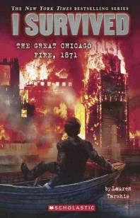 [해외]I Survived the Great Chicago Fire, 1871 (Prebound)