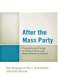 [해외]After the Mass Party (Hardcover)