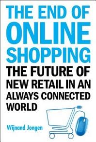 [해외]The End of Online Shopping (Hardcover)