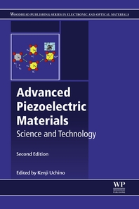 Advanced Piezoelectric Materials  Science and Technology