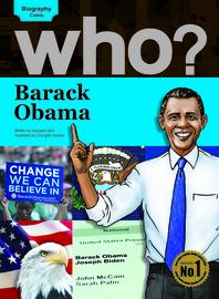 Who? 01 Barack Obama