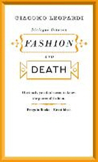 [해외]Dialogue Between Fashion and Death