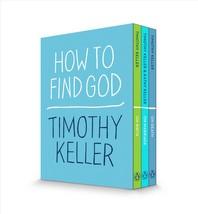 [해외]How to Find God 3-Book Boxed Set