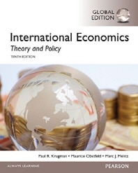 International Economics theory and policy(GE)