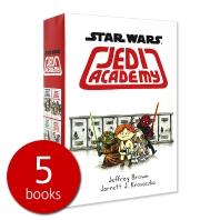 Star Wars Jedi Academy - 5 Book Collection