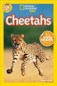 National Geographic Kids Level.2: Cheetahs