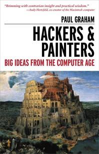 [해외]Hackers & Painters (Paperback)