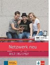 [해외]Netzwerk Neu, Livre + Cahier A1.2