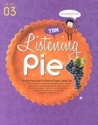 Listening Pie Level. 3(YBM)(CD2장포함)