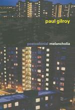 [해외]Postcolonial Melancholia