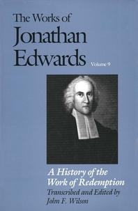 [해외]The Works of Jonathan Edwards, Vol. 9 (Hardcover)
