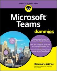 [해외]Microsoft Teams for Dummies