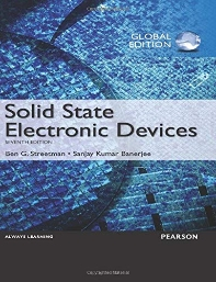 Solid State Electronic Devices(Global Edition)