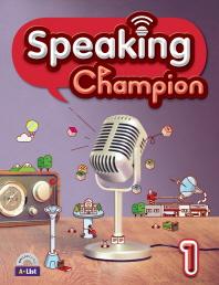 Speaking Champion. 1