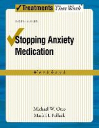 [해외]Stopping Anxiety Medication Workbook