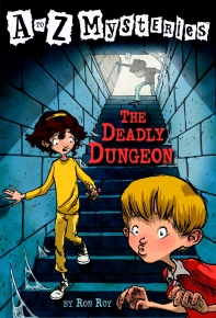 A to Z Mysteries #D : Deadly Dungeon