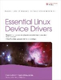 [해외]Essential Linux Device Drivers (Hardcover)