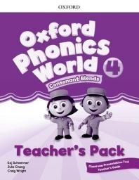 Oxford Phonics World. 4 Teacher's pack