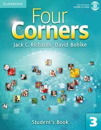 Four Corners Level 3 : Student s Book (CD1장 포함)