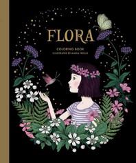 [해외]Flora Coloring Book