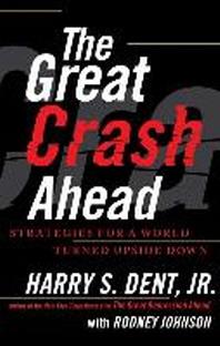 [해외]The Great Crash Ahead (Paperback)
