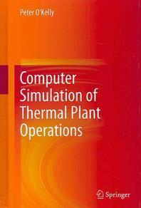 [해외]Computer Simulation of Thermal Plant Operations