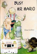 Busy Mr Mario(영어그림동화 14)(Cassette Tape 1개 포함)