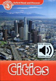 Read and Discover 2: Cities (with MP3)