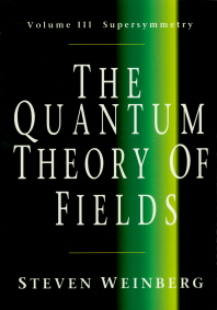 The Quantum Theory of Fields: Supersymmetry
