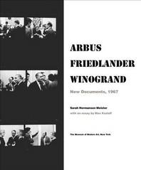 [해외]Arbus Friedlander Winogrand