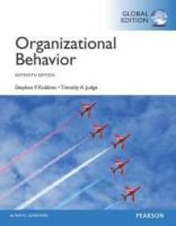 [해외]Organizational Behaviour, Global Edition (Papaerback)