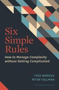 [해외]Six Simple Rules (Hardcover)