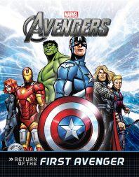 Avengers: Return of The Fisrt Avenger(Marvel)(CD1장포함)(양장본 HardCover)