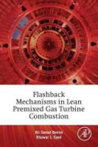 [해외]Flashback Mechanisms in Lean Premixed Gas Turbine Combustion