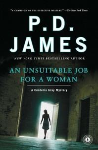 [해외]An Unsuitable Job for a Woman, Volume 1 (Paperback)