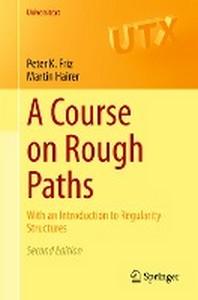 [해외]A Course on Rough Paths