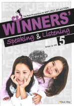WINNERS SPEAKING & LISTENING .5(AudioCD2장포함)