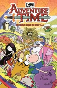 핀과 제이크의 어드벤처 타임 코믹스. 1