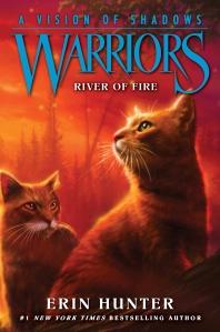 Warriors: A Vision of Shadows #5