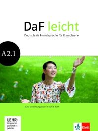 [해외]Daf Leicht A2.1 -Livre + Cahier + Dvd-Rom