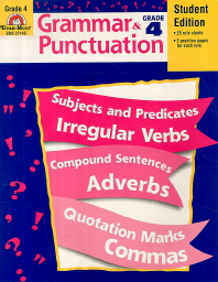 Grammar and Punctuation Grade. 4(Student Edition)