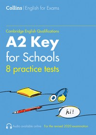 [해외]Collins Cambridge English - Practice Tests for A2 Key for Schools (Ket)