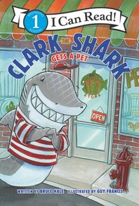 [해외]Clark the Shark Gets a Pet (Hardcover)