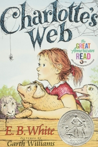 Charlotte's Web (Newbery Honor Book, 1953)(Paperback)