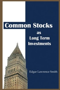 [해외]Common Stocks As Long Term Investments
