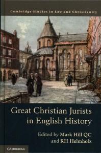 [해외]Great Christian Jurists in English History (Hardcover)
