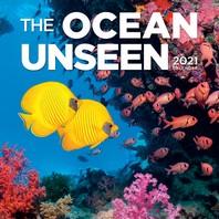 [해외]The Ocean Unseen Wall Calendar 2021