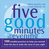 [해외]Five Good Minutes in the Evening (Paperback)